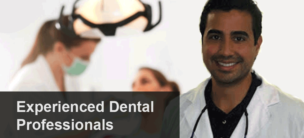 Experienced Dentists