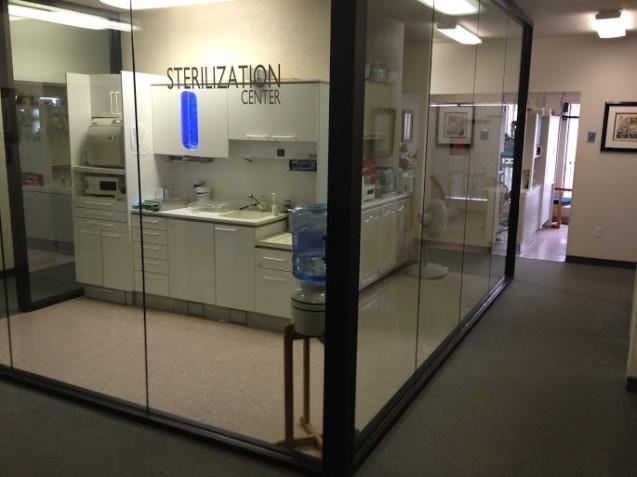 Sterilization center