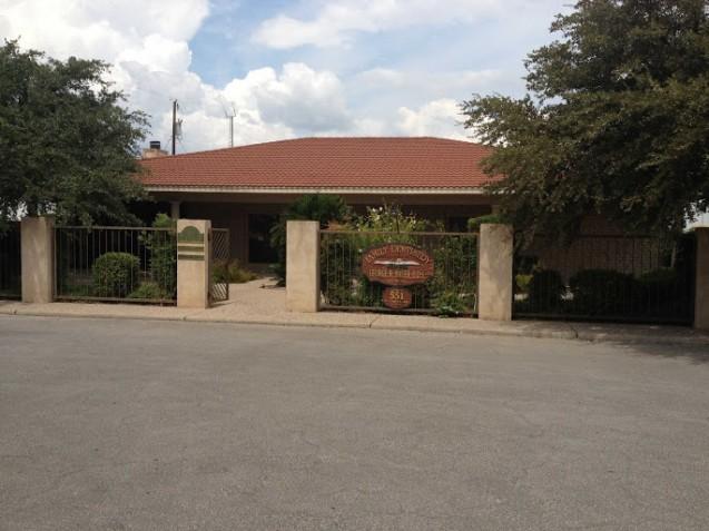 Dental Center Entrance