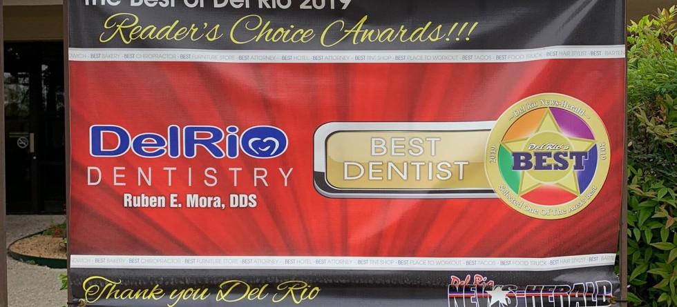 Voted Best Dentist